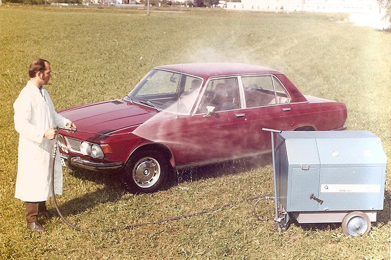 1972 EHRLE HDW 750 Hochdruckreiniger