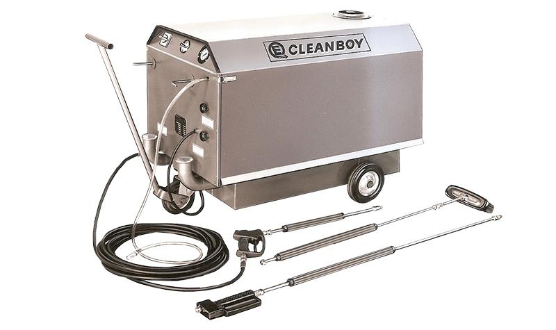 1975 Cleanboy Heißwasser Hochdruckreiniger