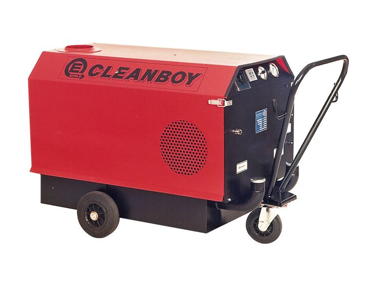 1982 Cleanboy Heißwasser Hochdruckreiniger