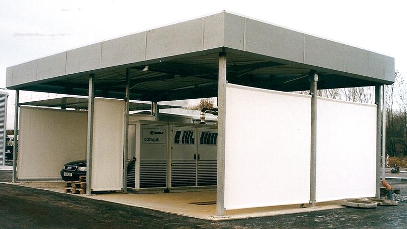 1998 CarWash Anlage komplett