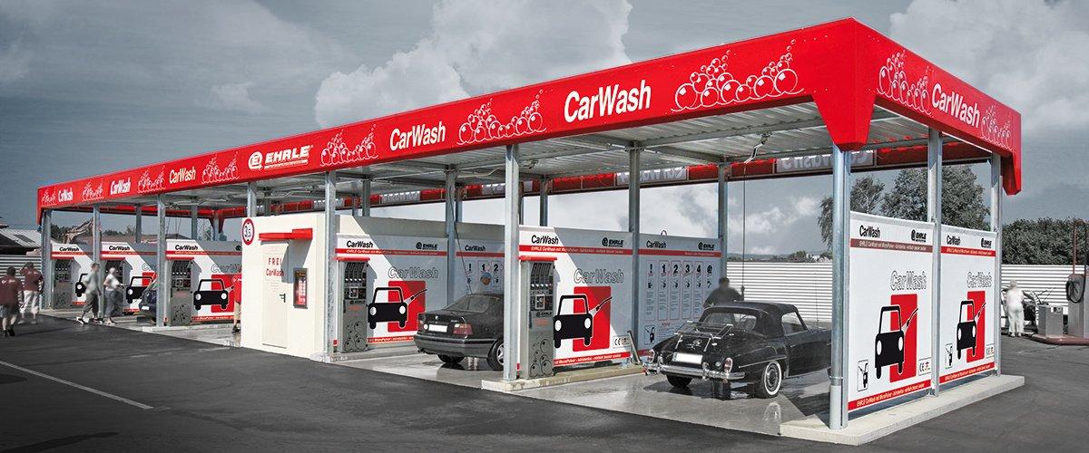 Self-Service CarWash