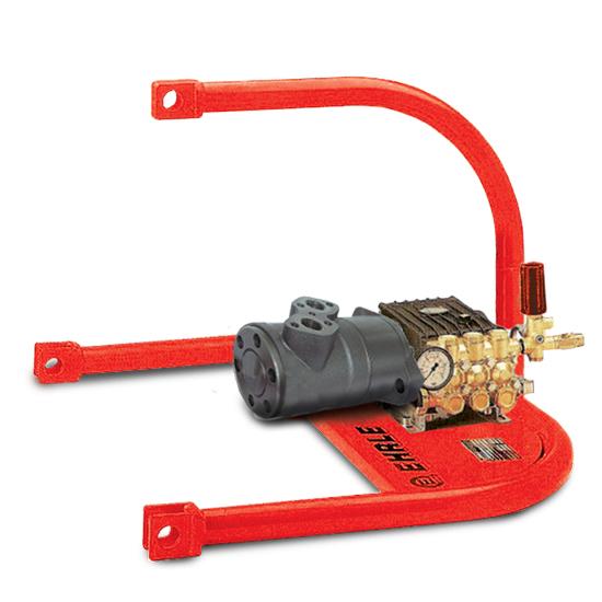 KW1200 - Hydraulic motor drive
