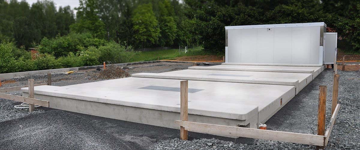 Precast Concrete Wash-Plates