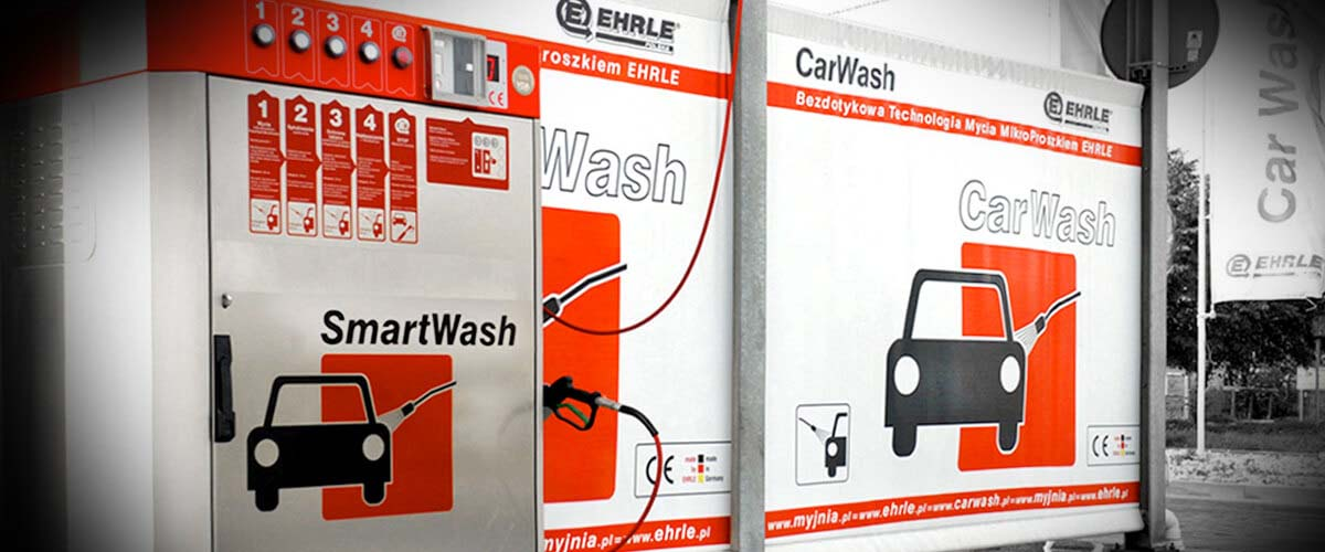 Self Service Carwash Ehrle The Better Way To Clean