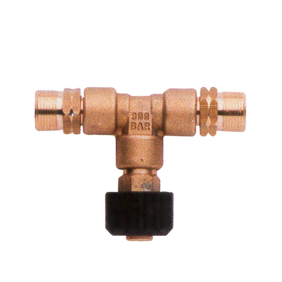 Hose Connection T-Piece